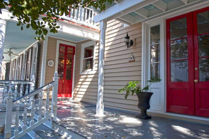 Home for sale 167 Tradd Street, South Of Broad, Downtown Charleston, SC