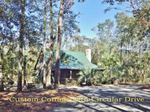 Home for Sale Pine Landing Road, Riverside, Edisto Island, SC