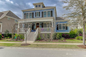 Home for Sale River Green Place, Daniel Island Park, Daniels Island, SC