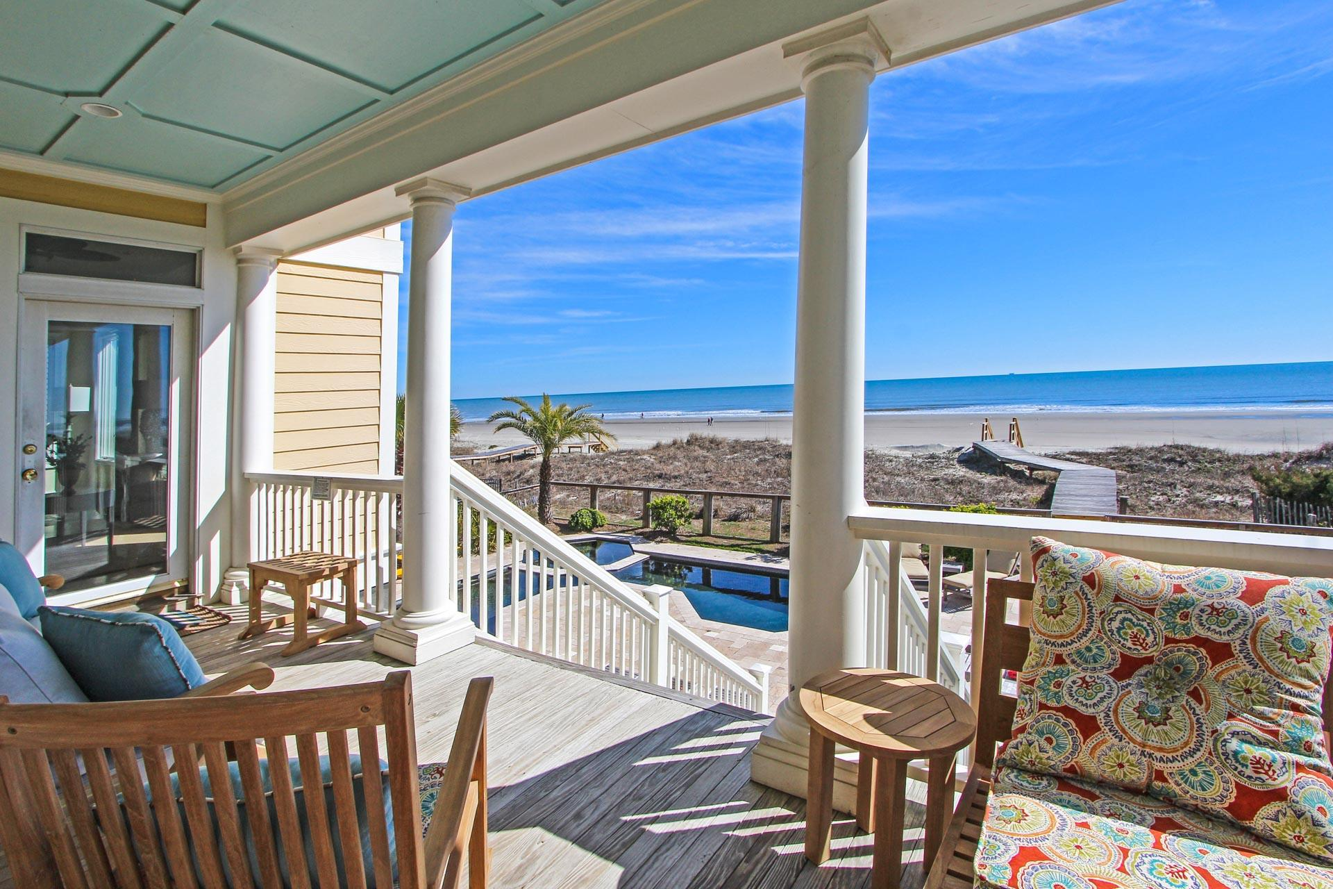 Home for sale 810 Ocean Boulevard, Isle of Palms, SC