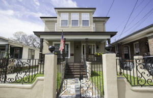 Home for Sale Rutledge Avenue, Wagener Terrace, Downtown Charleston, SC