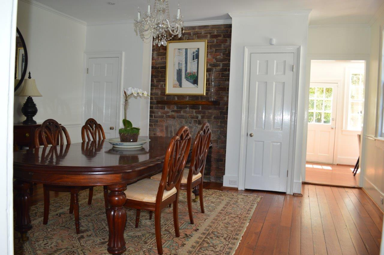 Home for sale 45 Tradd Street, South Of Broad, Downtown Charleston, SC
