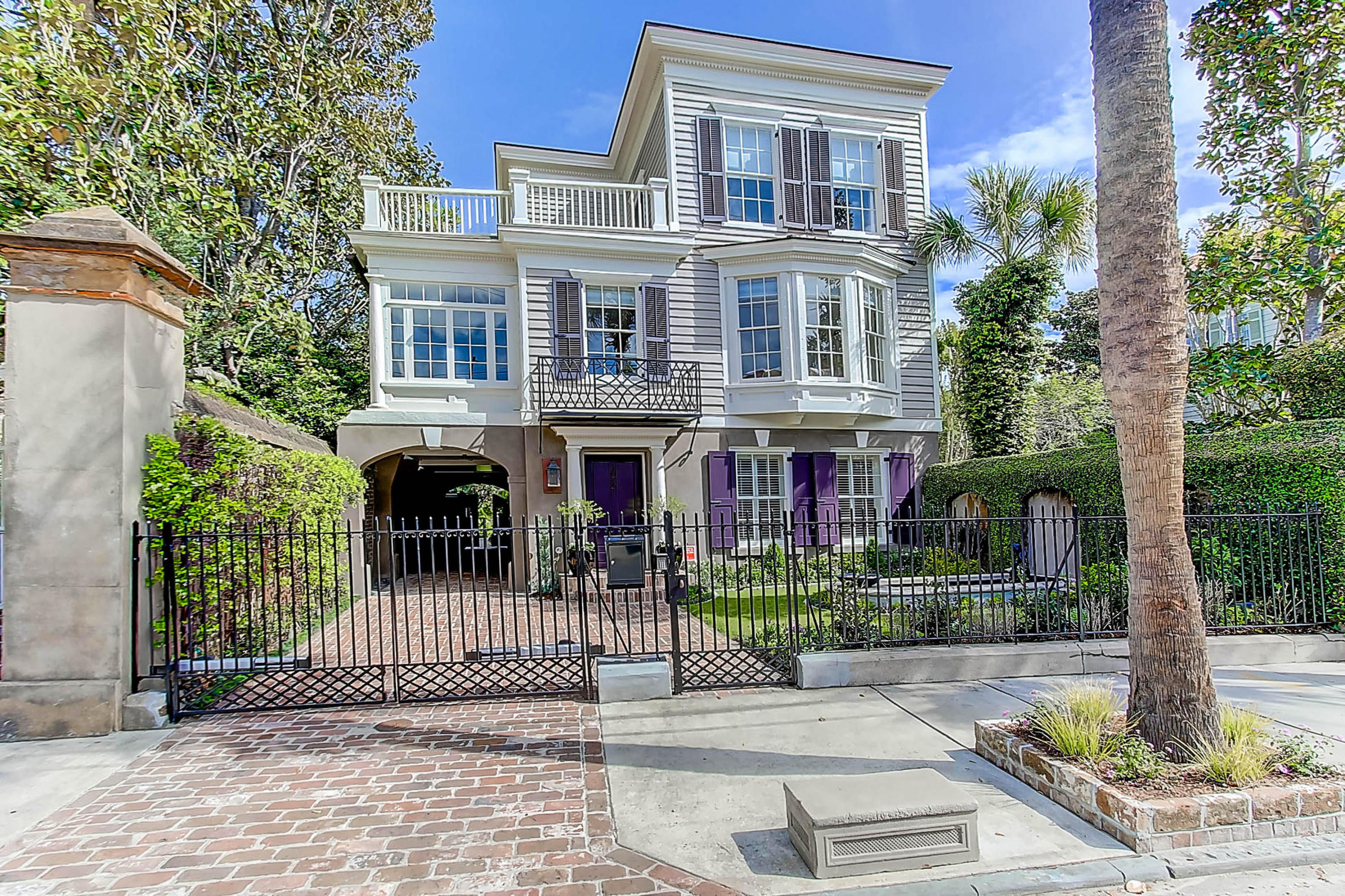 Home for sale 62 Battery , South Of Broad, Downtown Charleston, SC