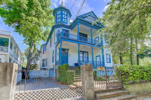 Home for Sale Warren Street, Radcliffeborough, Downtown Charleston, SC