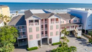 Oceanview homes in Folly Beach
