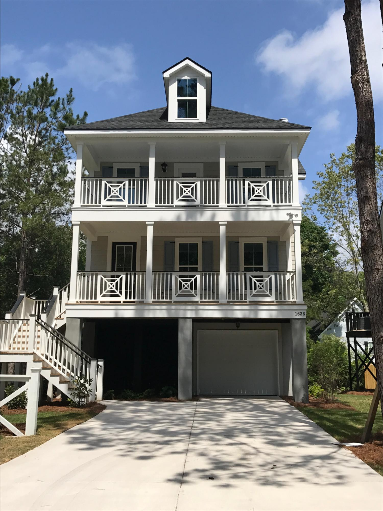 Home for sale 1638 Periwinkle Drive , Cottages On Periwinkle, Mt. Pleasant, SC