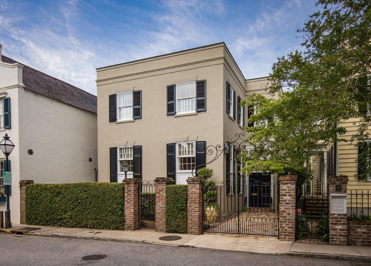Home for sale 93 King Street, South Of Broad, Downtown Charleston, SC