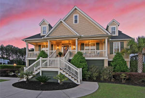 Golf Community homes in Mt Pleasant