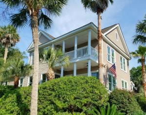 5827 Back Bay Drive, Isle of Palms, SC 29451