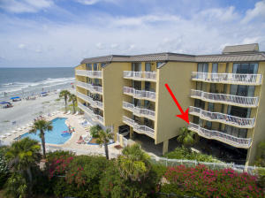 Property for sale at 201 Arctic #101, Folly Beach,  SC 29439