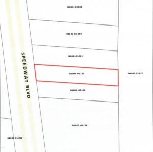 Tbd Speedway Boulevard, Hardeeville, SC 29927