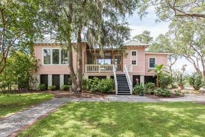 Home for Sale Glascow Island Lane, Bailey Island, Edisto Island, SC