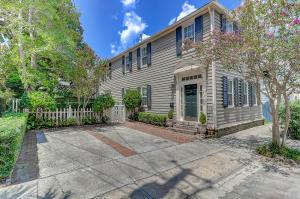 Photo of 3 Council Street, South of Broad, Charleston, South Carolina