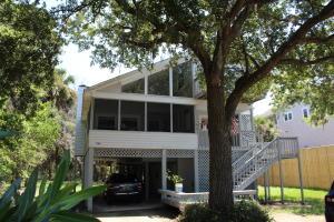 Home for Sale Palmetto Boulevard, 2nd Row, Edisto Beach, SC