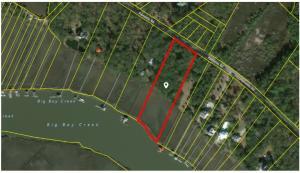 Home for Sale Palmetto Road, The Neck, Edisto Beach, SC