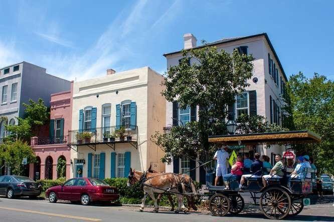 Photo of 22 Tradd St, Charleston, SC 29401