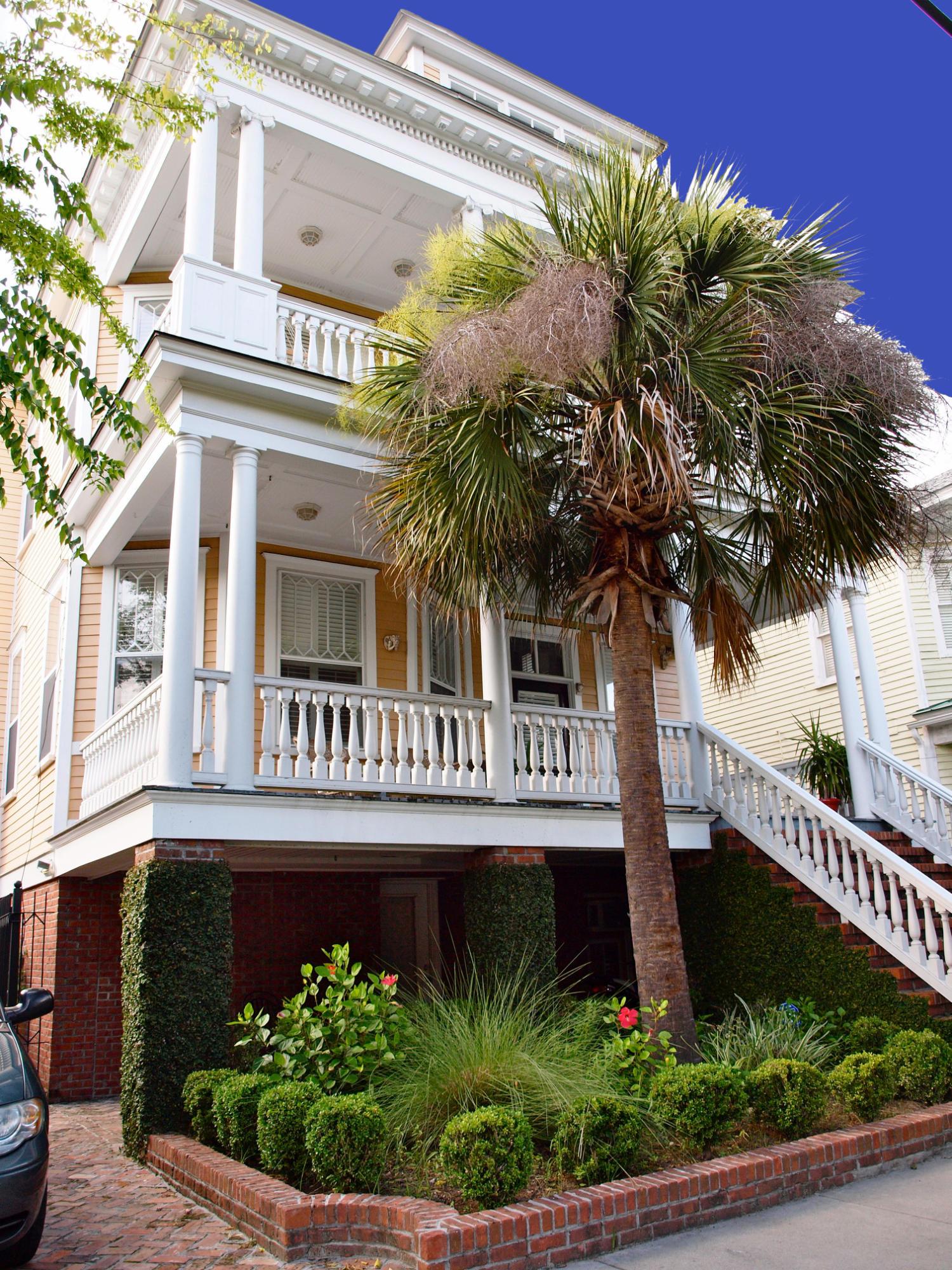 Home for sale 22 Bennett Street, Harleston Village, Downtown Charleston, SC