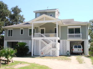 Oceanview homes in Edisto Island
