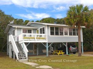 Oceanview homes in Charleston, South Carolina