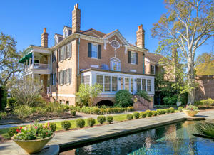 Home for Sale Murray Boulevard, South Of Broad, Downtown Charleston, SC