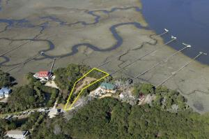 Home for Sale Jenkins Point Road, Jenkins Point, Seabrook Island, SC