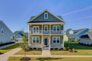 Home for Sale Crane Creek Drive, Carolina Park, Mt. Pleasant, SC