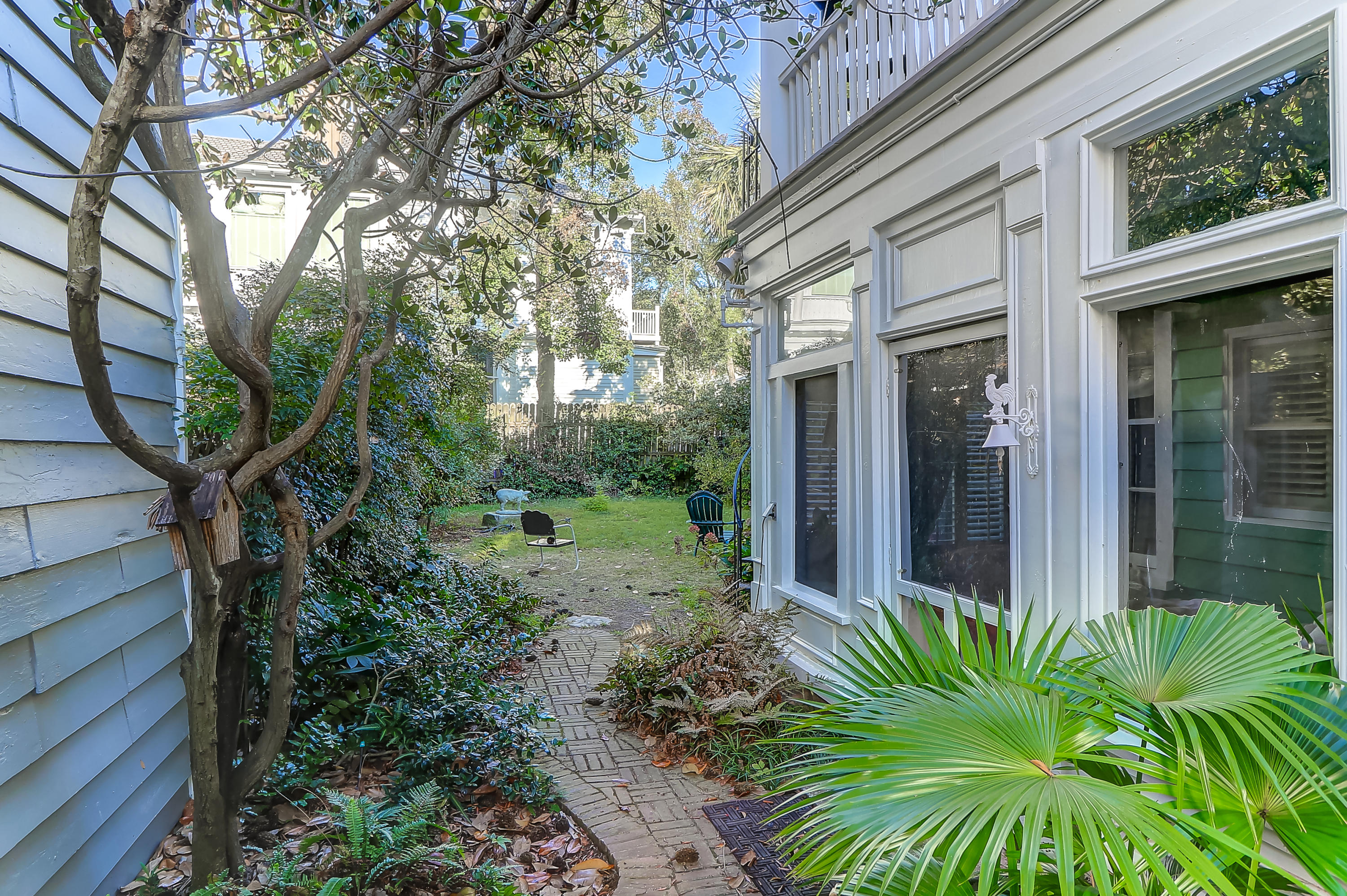 Home for sale 158 Wentworth Street, Harleston Village, Downtown Charleston, SC