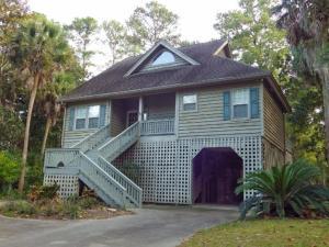 Home for Sale Rice Lane, Wyndham Ocean Ridge, Edisto Beach, SC