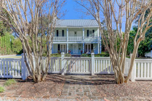 Home for Sale Bennett Street, Old Village, Mt. Pleasant, SC