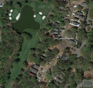 Golf Community homes in Johns Island