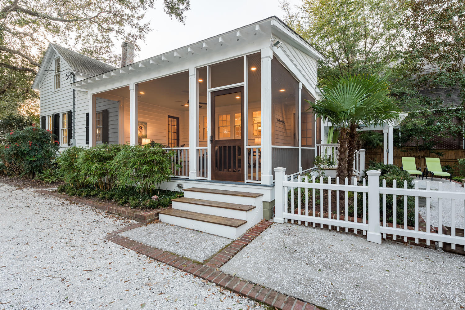 Home for sale 616 Pitt Street, Old Village, Mt. Pleasant, SC