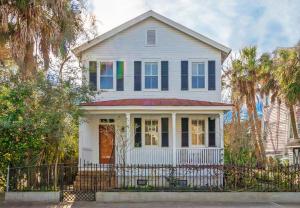 Photo of 177 Queen Street, Harleston Village, Charleston, South Carolina