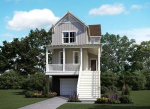Home for Sale Brown Pelican Lane, Sol Legare Preserve, Folly Beach, SC