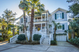 Oceanview homes in Sullivan's Island