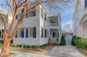 Home for Sale Savage Street, South Of Broad, Downtown Charleston, SC