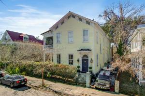 Home for Sale Franklin Street, Harleston Village, Downtown Charleston, SC
