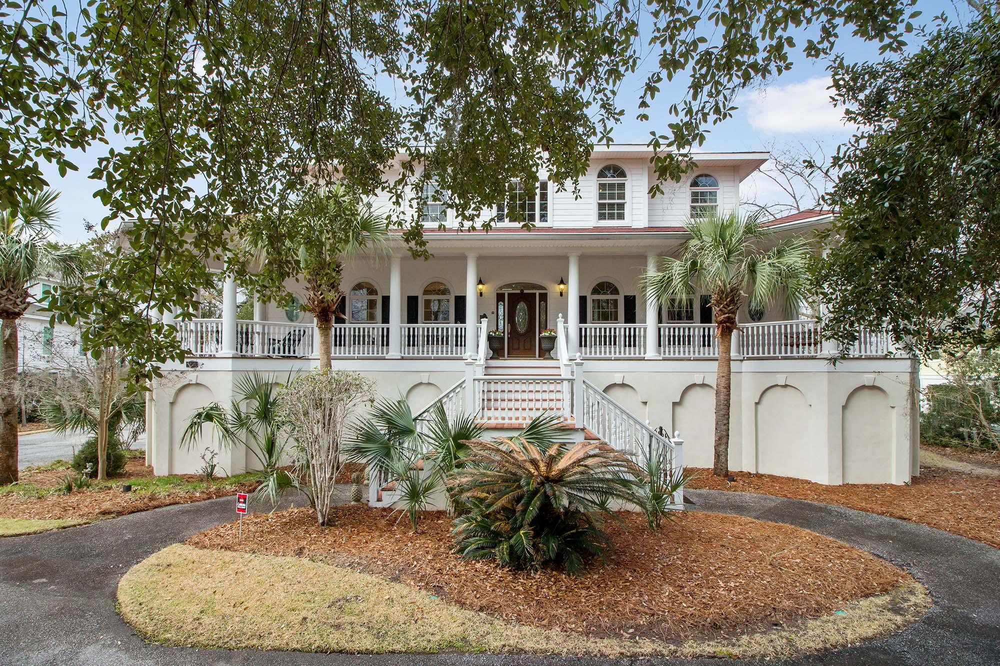 Home for sale 3713 Station Point Court, Darrell Creek, Mt. Pleasant, SC