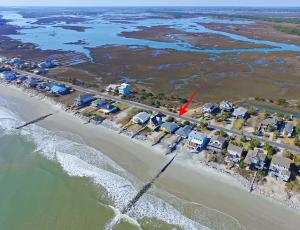 Home for Sale Ashley Avenue, E Folly Bch Shores, Folly Beach, SC