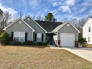 Home for Sale Border Road, Liberty Hall Plantation, Goose Creek, SC