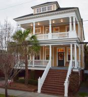 Home for Sale Bennett Street, Harleston Village, Downtown Charleston, SC