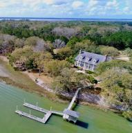Home for Sale Wilson Point Road, Wadmalaw Island, SC