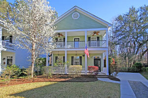 Photo from a listing in Barberry Woods, Johns Island, SC Real Estate