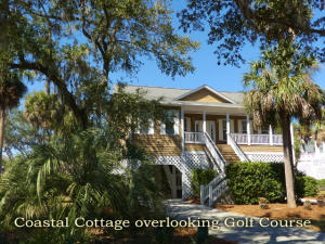 Home for Sale Gun Bluff Road, Wyndham Ocean Ridge, Edisto Beach, SC
