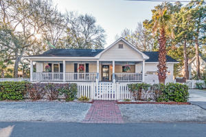 Home for Sale Hyer Street, Old Village, Mt. Pleasant, SC