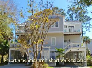 Home for Sale Oristo , Wyndham Ocean Ridge, Edisto Beach, SC
