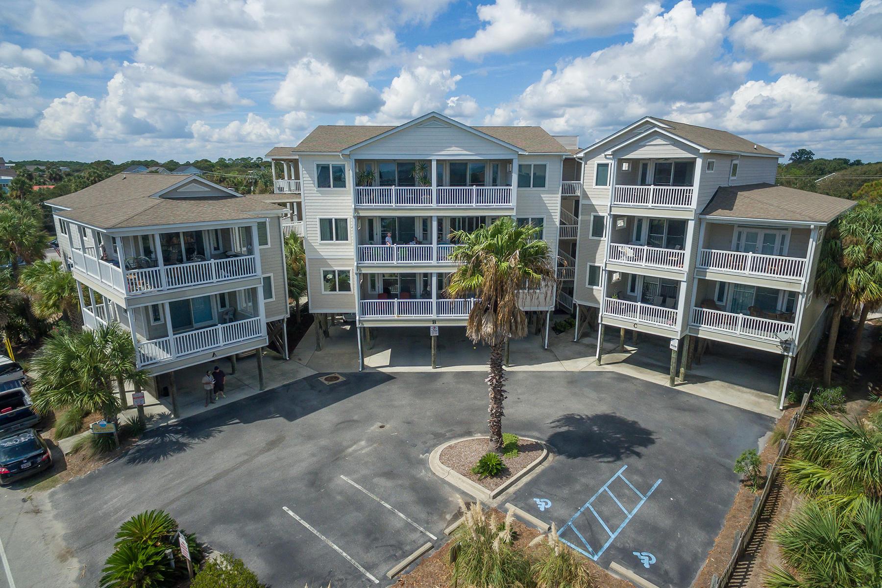 Pier Pointe Villas Homes For Sale - 114 Ashley, Folly Beach, SC - 0