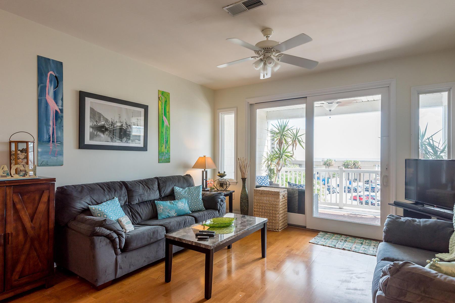 Pier Pointe Villas Homes For Sale - 114 Ashley, Folly Beach, SC - 29
