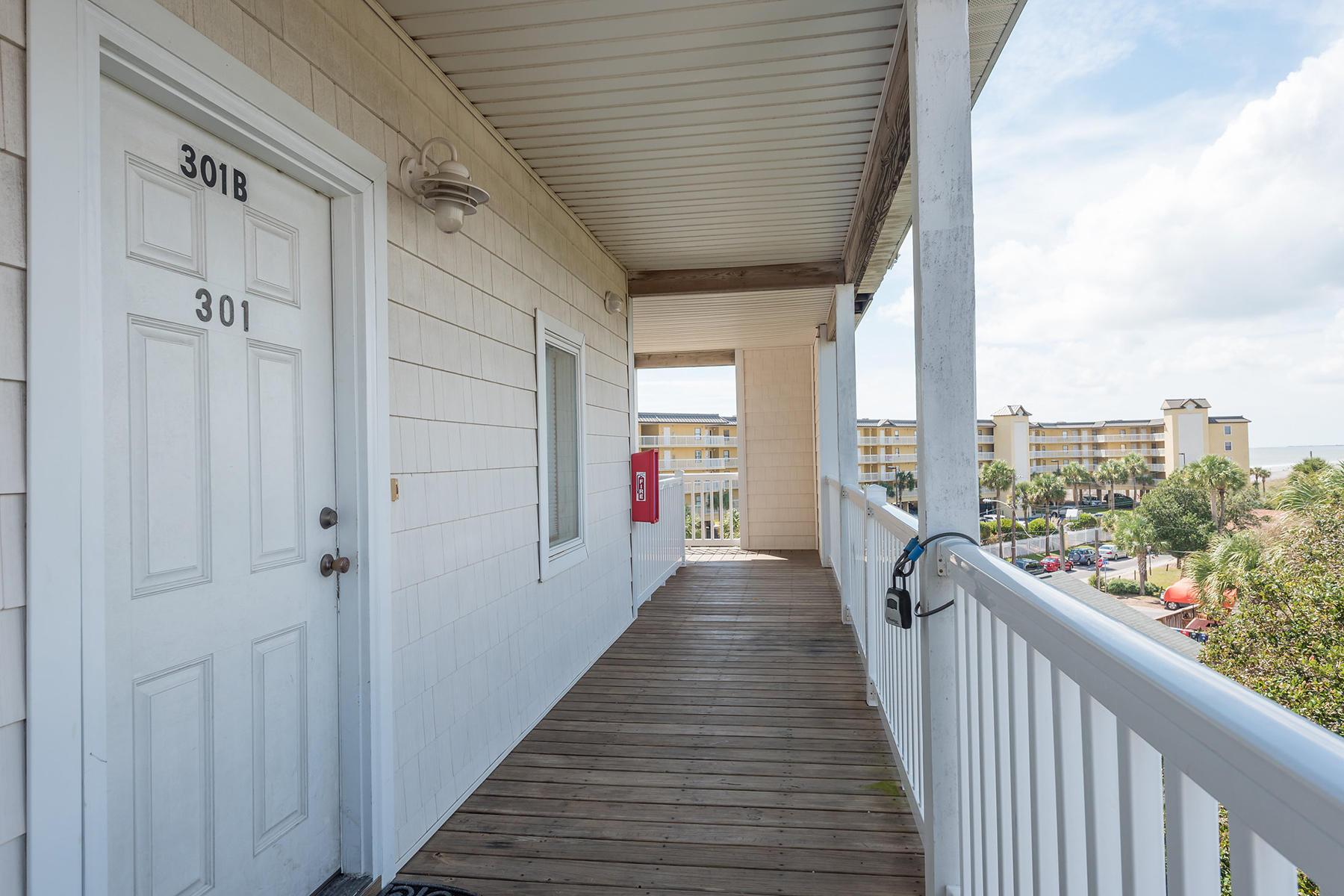 Pier Pointe Villas Homes For Sale - 114 Ashley, Folly Beach, SC - 7