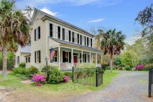 Home for Sale Carolina Avenue, Historic District, Summerville, SC