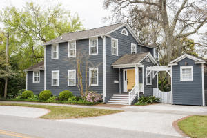 Home for Sale Pitt Street, Old Village, Mt. Pleasant, SC